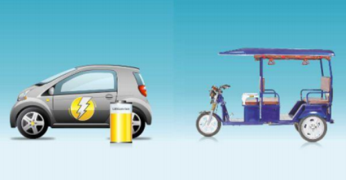EV and mobility battery